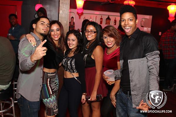 Hush Thursdays At Makao Lounge 12/19/2013