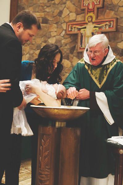 Samantha Lynn's Baptism