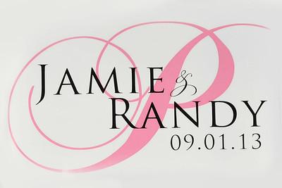 Jamie + Randy's photobooth