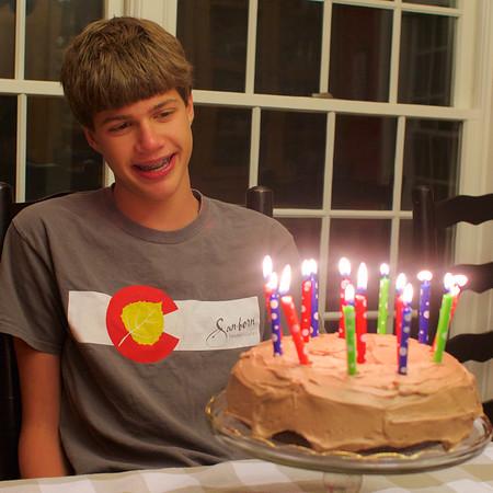 2014 Paul's birthday