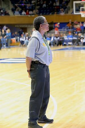 Duke 17 Liberty women Coach P 600 win