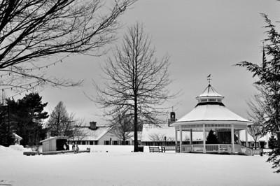 Around Norfolk - Snow