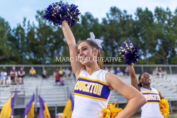 Broughton Varsity football at Southeast Raleigh. October 4, 2019. MRC_1248