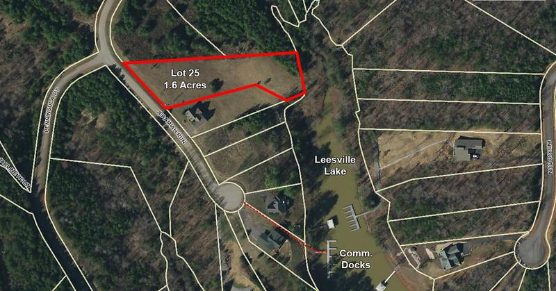 Lot 25 - 1.6 acres