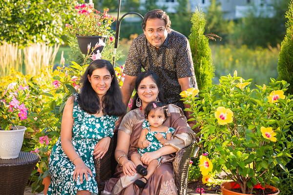 Deepa Senthil Family