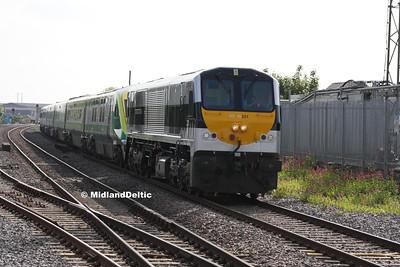 Portlaoise (Rail), 03-06-2016