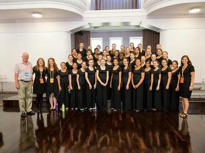 OCC World Choir Games 2014