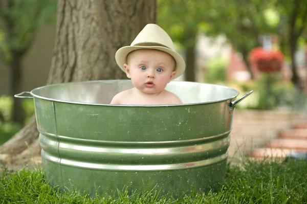 Caleb - 6 month