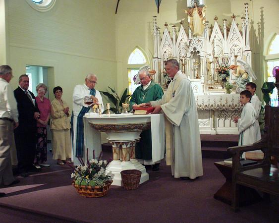 2002 Parish Activities