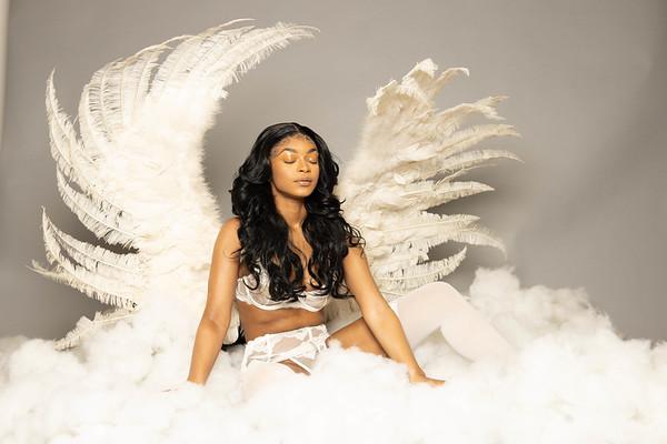 Angel wing shoot