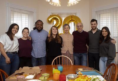 20 years at 20 Ellsworth party, May 2019
