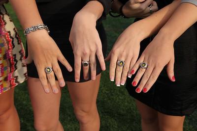 NCAA Women's Lacrosse Ring Ceremony