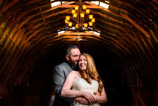 Erica & Patricks' Wedding at Memorytown, USA in Poconos, PA