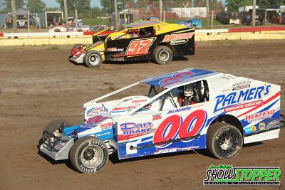 Utica-Rome Speedway-Jeremy McGaffin-8/13/17