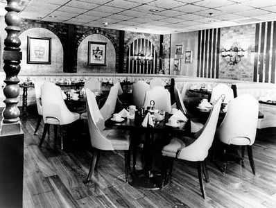 1960s, Downstairs Room