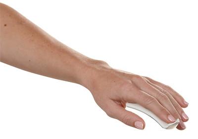 Gutter Splint with Foam