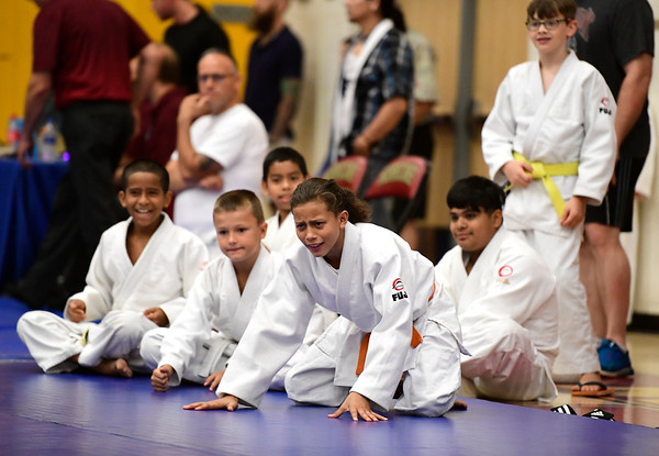 7/20/2019 Mike Orazzi | Staff Nutmeg Games Judo held at New Britain High School on Saturday.