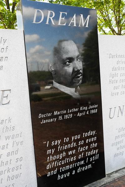 2021.4.28 - Martin Luther King Jr. Memorial