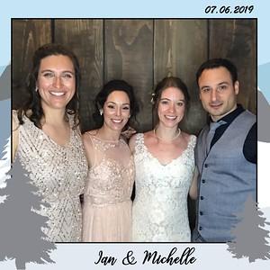 7 juin 2019 - Mariage Ian & Michelle