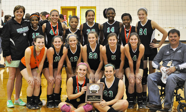 ASHVILLE VOLLEYBALL 2013