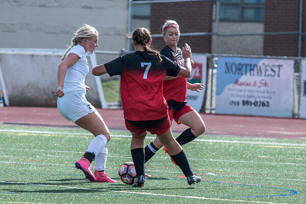 Orting Womens Soccer Vs Cascade Christian 2016