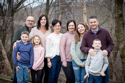 Judy's Family Winter 2020