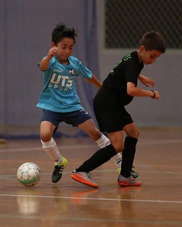 2015 1128 - Futsal PL UTS NFC v Vipers