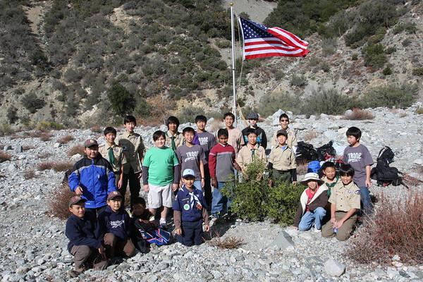 20091205 Mistletoe Hike