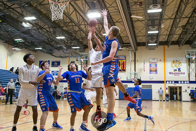 12-10-15 Minneapolis Patrick Henry v Minneapolis Washburn Boys Basketball