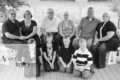 Lester Bauer family