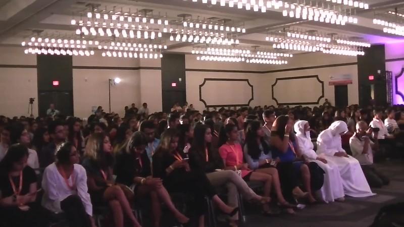 JAB Finals - audience