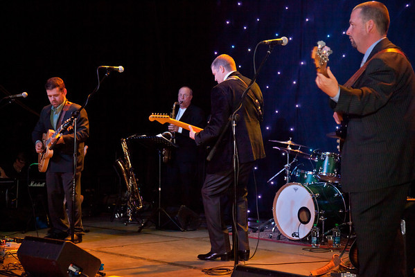 Scott Thompson and the Band
