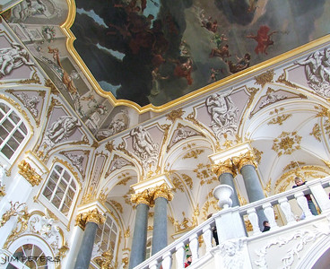 Russia - Hermitage Palace/Art Museum - Click to Open