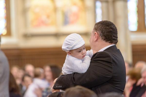 John J Baptism