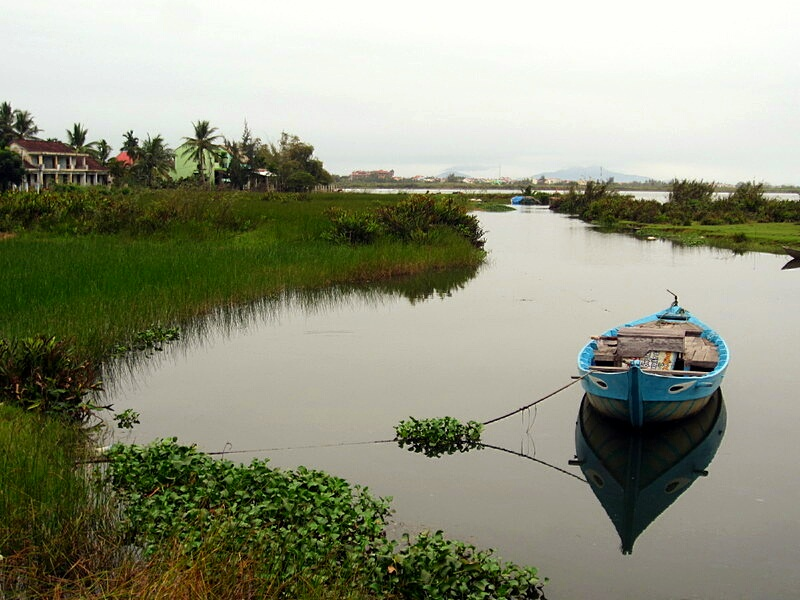 Things to do in Vietnam-Visiting the Island of Cam Kim, Vietnam