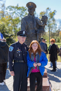 RICHMOND POLICE MEMORIAL REDEDICATION