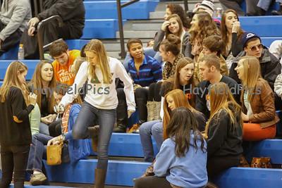 Basketball - Alumni at Wakefield 1/4/12