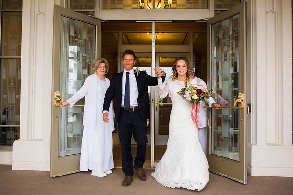 Austin & Emili Wedding Day