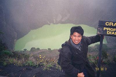 Costa Rica- Irazu Volcano, Orisi Valley (2001)
