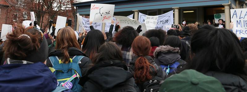 Immigration Ban Walkout (Winter 2017)