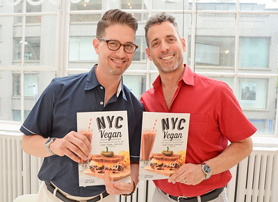 """NYC Vegan"" Official Book Launch 051617"