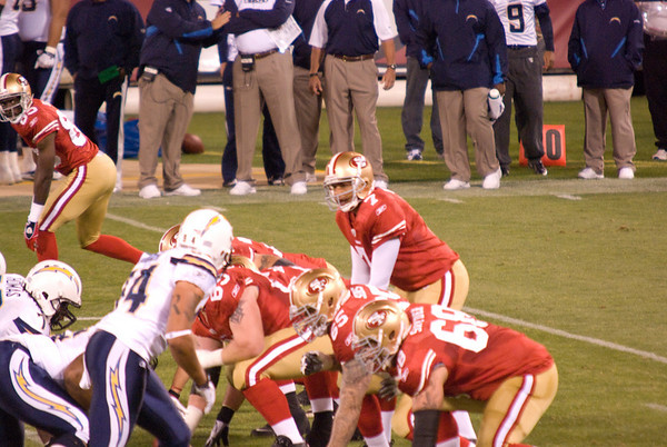 niners vs. chargers