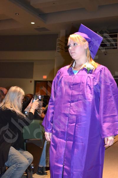 RSU 25 Adult Ed Graduation; 2012