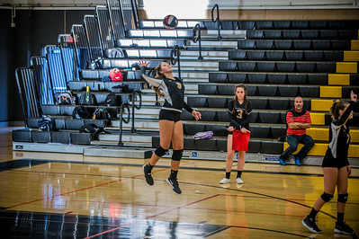 190829 GHS VARSITY WOMEN'S VOLLEYBALL (Dougherty Valley)