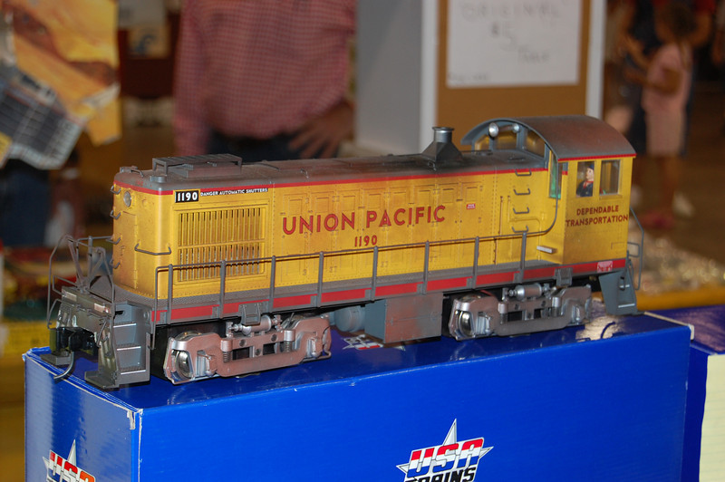 Union Pacific Alco S1 (or S2 or S3)