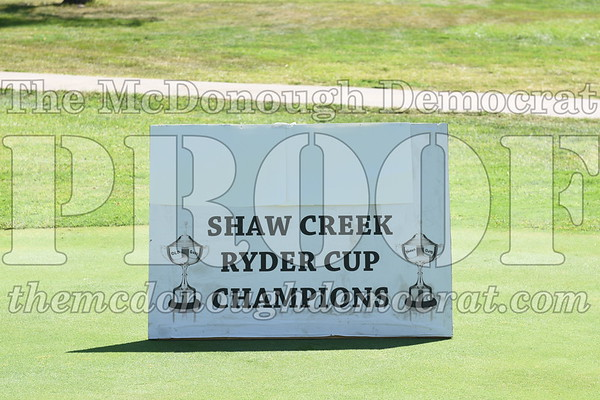 Shaw Creek 2017 Ryder Cup 09-10-17