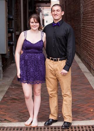 Homecoming 2016 - Jake & Lauren