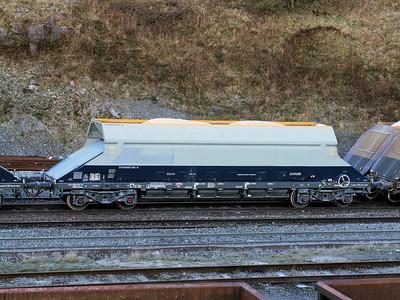 IIA (Fabfnoos) - Bogie Aggregate Hopper Wagon