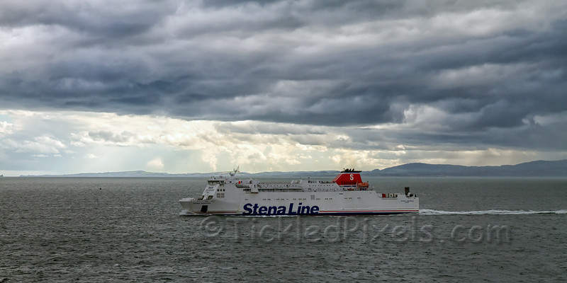 Ro-Ro Passenger Ferry 'Stena Nordica
