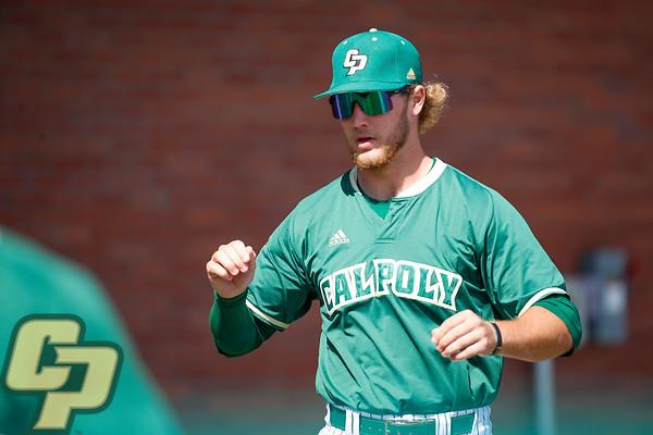 Cal Poly Baseball vs. CSUF 05142021
